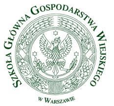 Znalezione obrazy dla zapytania sggw logo